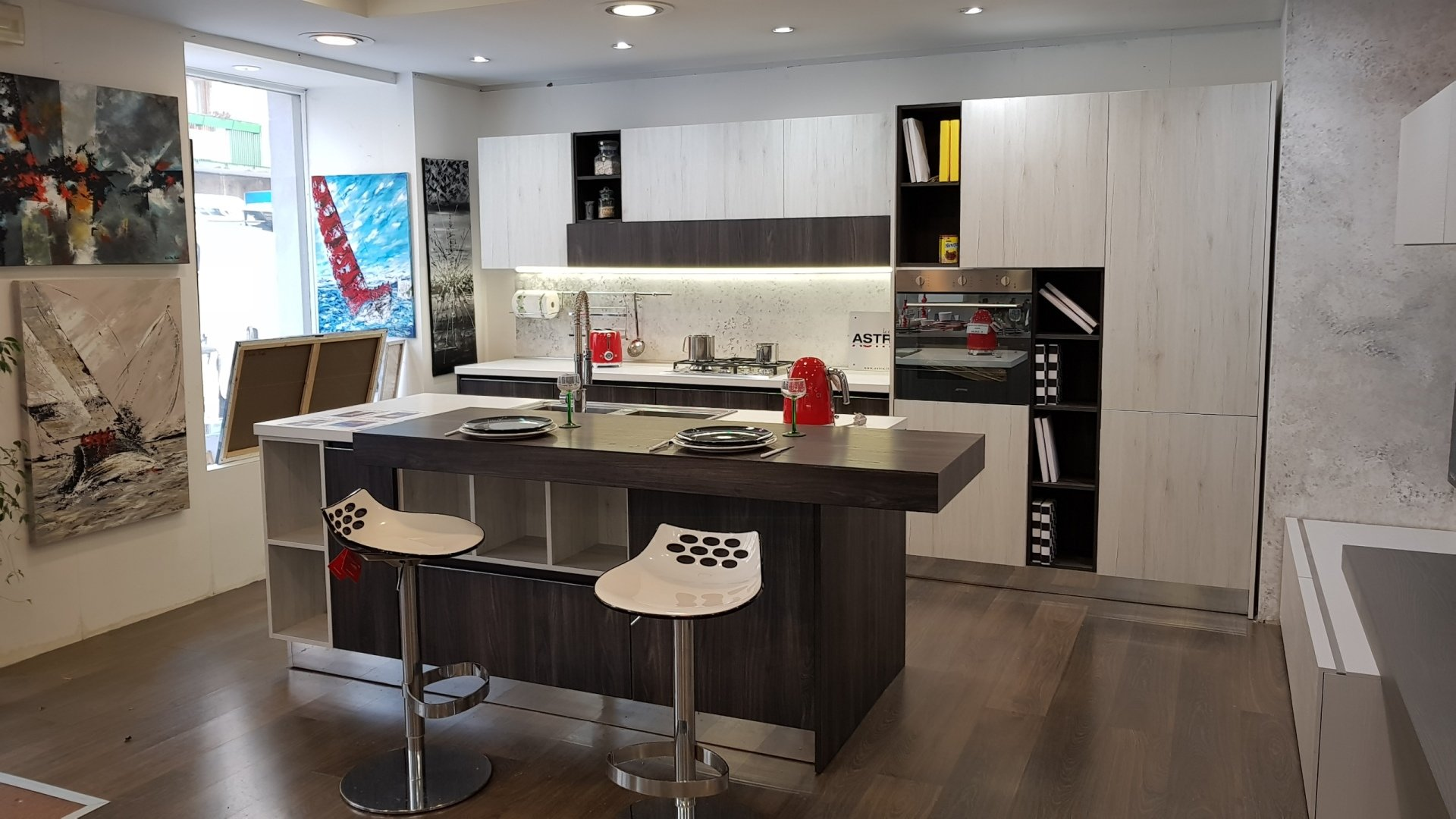 Cucina Moderna A Trieste.Cucine Componibili Vendita Trieste Mobili Baa
