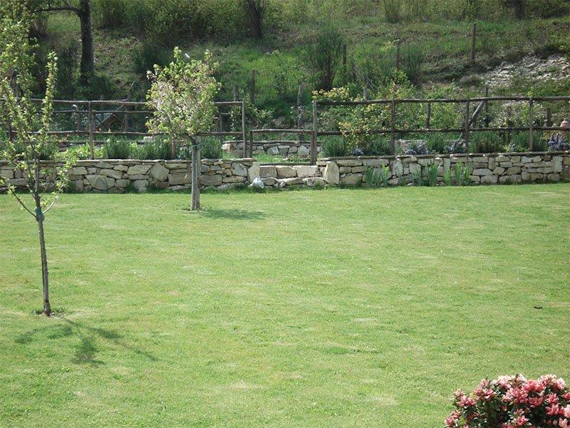 Giardini privati a 360 gradi