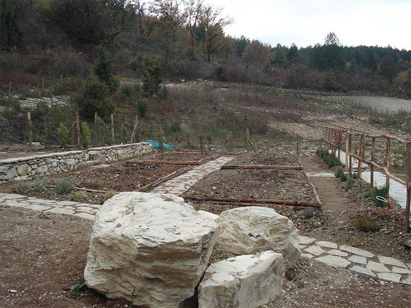 progettazione di giardino privato