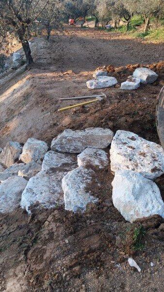 progettazione scale in pietra