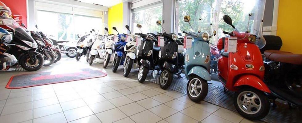 vendita scooter Rapallo