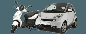 Noleggio Scooter e Smart