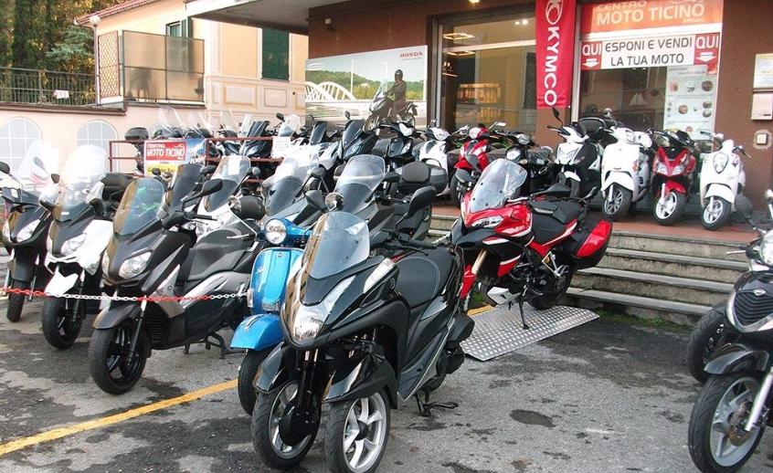 Noleggio moto, scooter e quad Rapallo GE Liguria