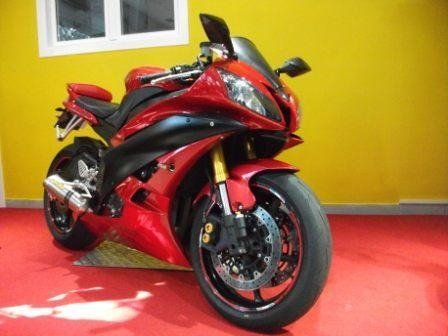 Used Yamaha R6s for sale Rapallo