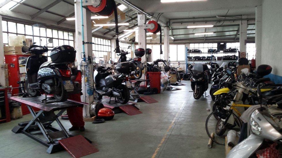 Workshop GM Motor