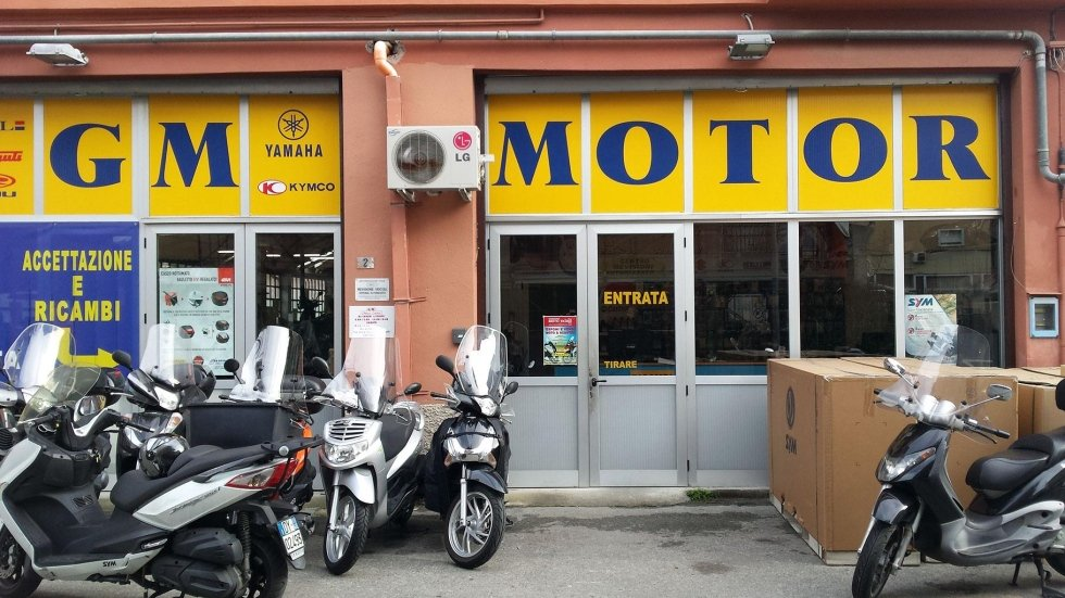 Officina GM Motor Rapallo
