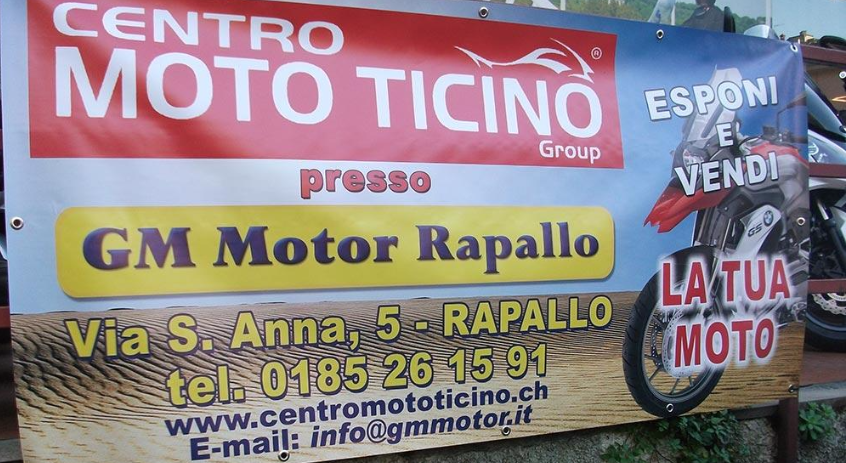 Centro Moto Ticino - display and sell your motorcycle