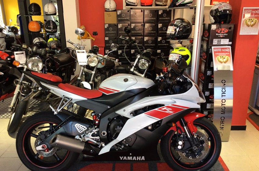 Yamaha R6 sales Rapallo GM Motor