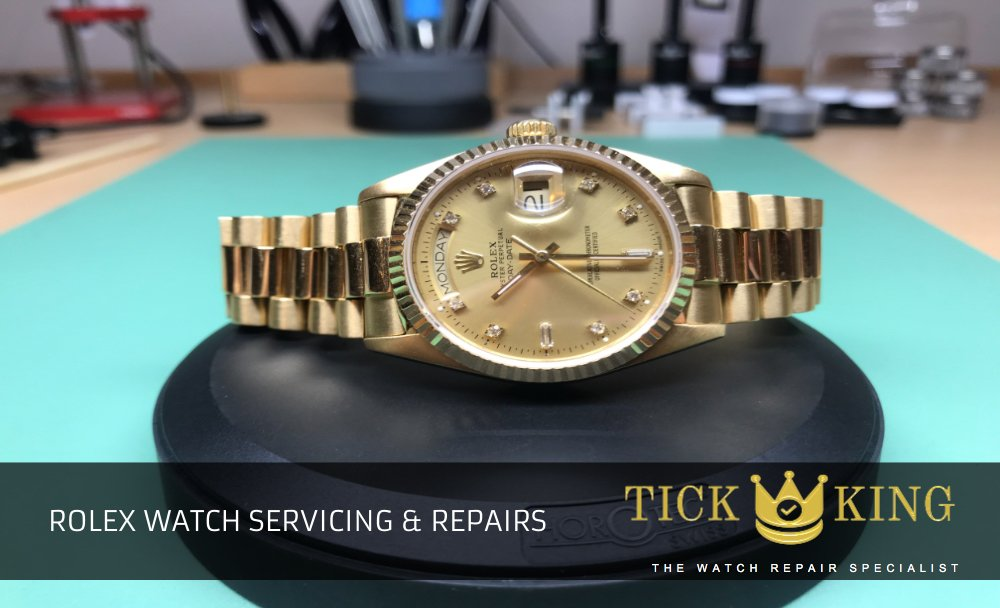 749b71e20f9 Rolex watch repairs at Tick King in Nottingham Intu Victoria Centre.  Professional and fast service at best price. Same day repairs. Service &  overhaul with ...