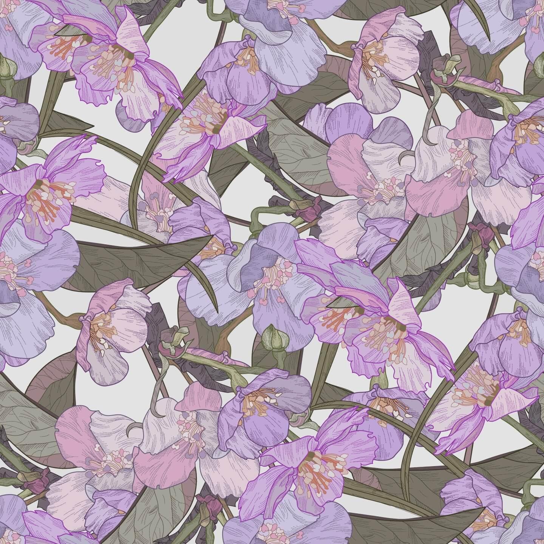 illustrazione floreale