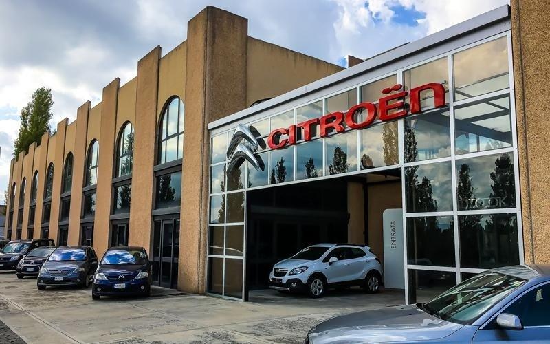 Vendita auto Citroen