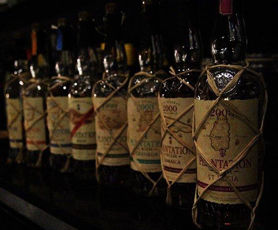 shed5 old vintage rum