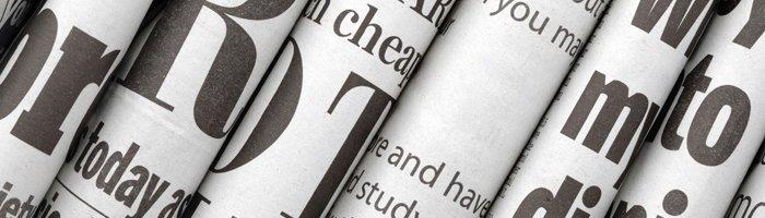 giornali con rassegna