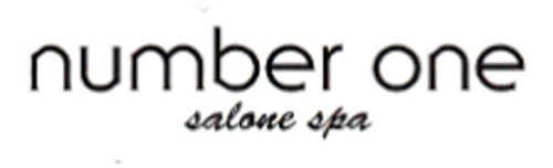salone number one - logo