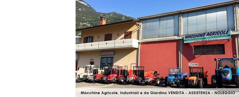 Pogna macchine agricole - Valtrompia