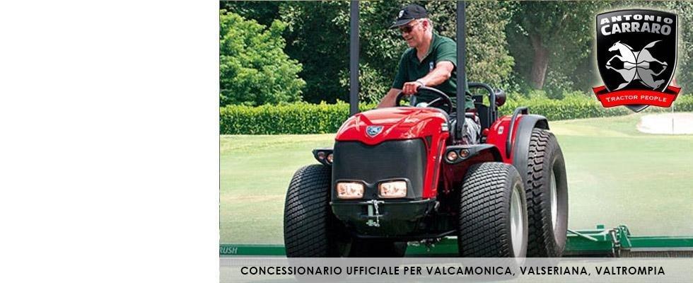 macchine agricole Pogna - Valcamonica