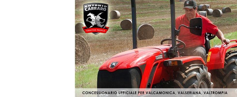 Trattori Carraro - Brescia - Valcamonica