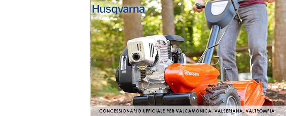 Attrezzature husqvarna - Brescia