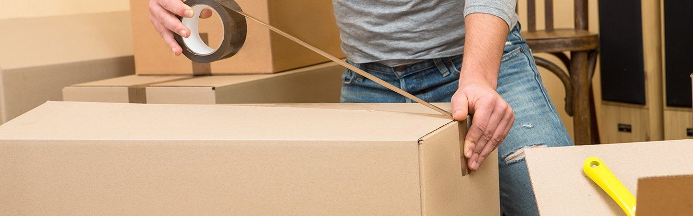 Imballaggio degli articoli casa a Cornaredo