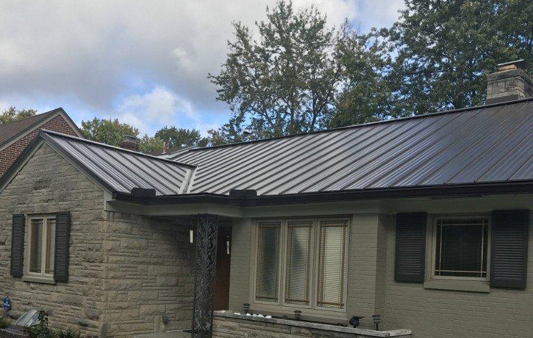 Metal Roofing Dayton Mason Amp Oakwood Oh American Way