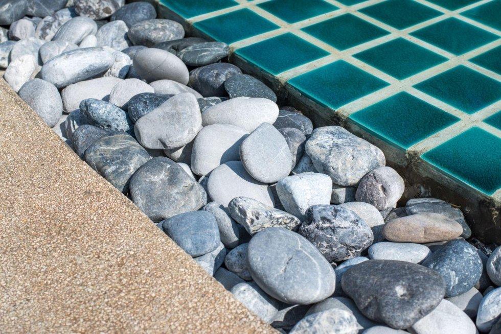 mosaico esterno