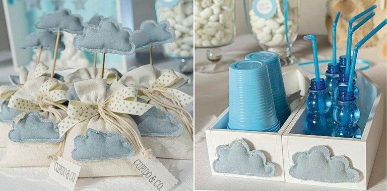 Nuvolette in cotone