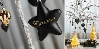 Decorazioni natalizie a stella