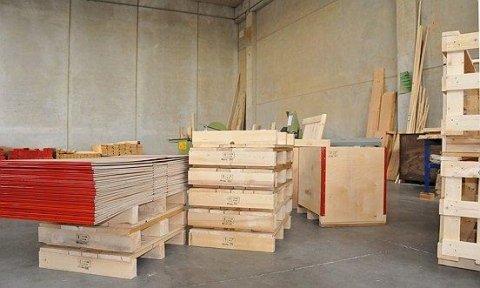 Rossi Giorgio Imballaggi in legno