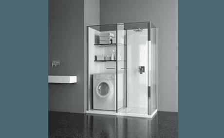 cabine doccia sperimentali