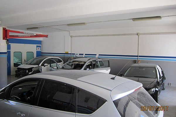 officina auto professionale