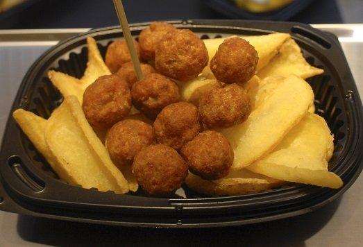 Polpette con patate