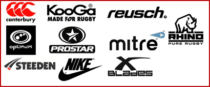 Football and Rugby Logos