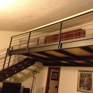 piano superiore di un appartamento