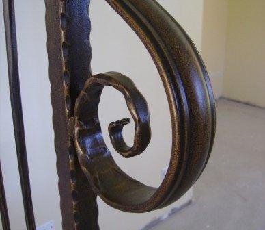 particolare in ferro