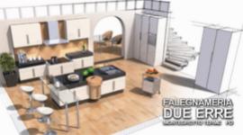 progettazione arredo moderno, progettazione mobili da cucina, progettazione arredamenti di inetrni
