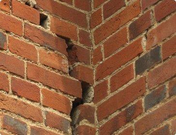 Crack stitching and masonry repair