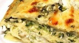 lasagna bianca alle verdure