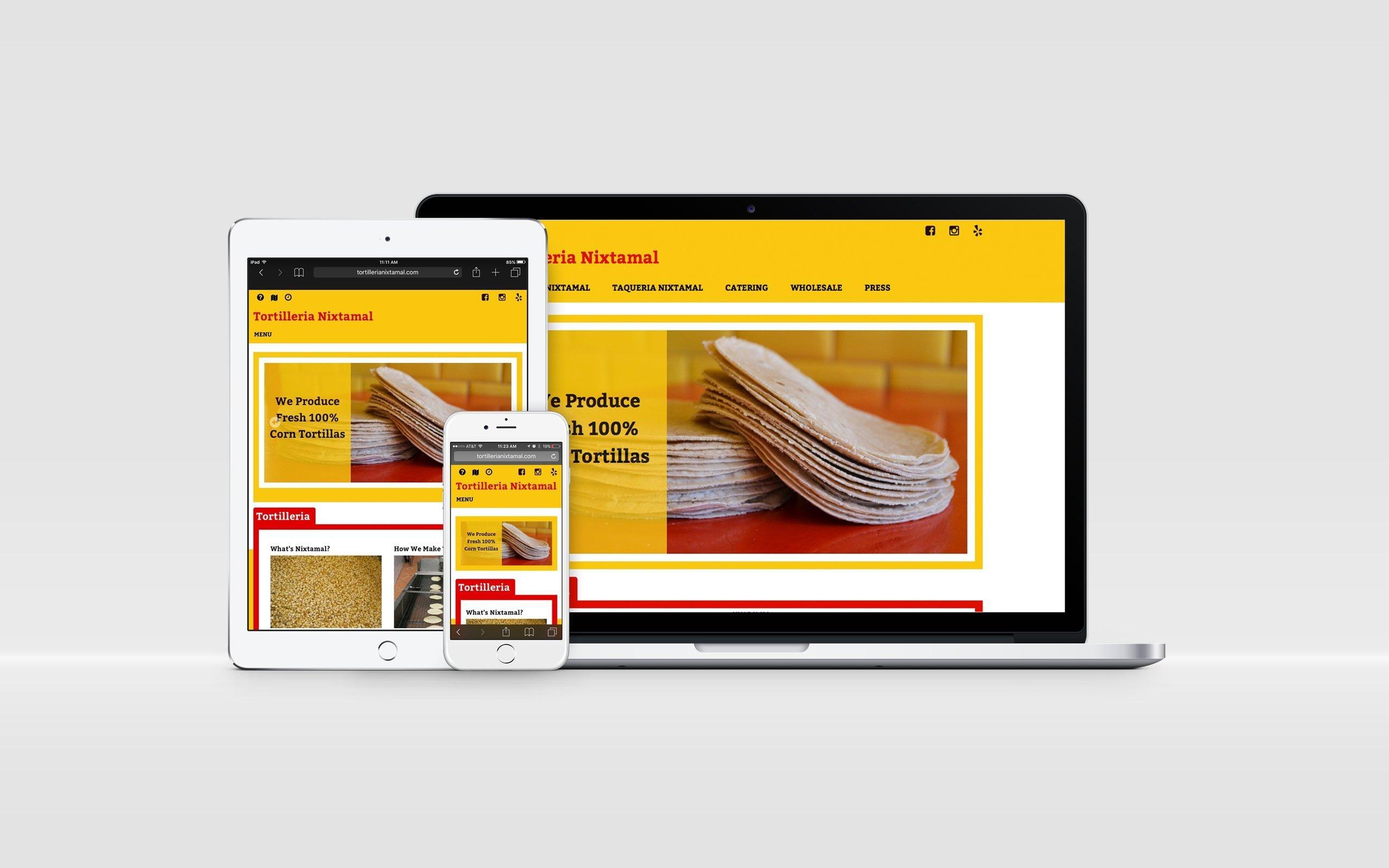 tortilleria-nixtamal-website-responsivo