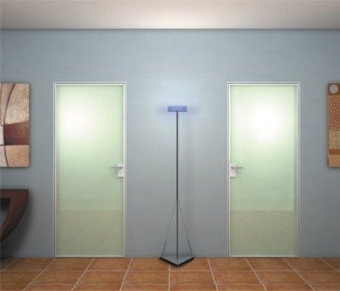 porte design, porte a vetri, porte per uffici