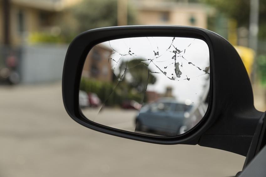 riparazione specchietti