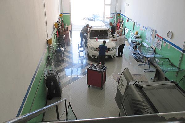 riparazione vetri