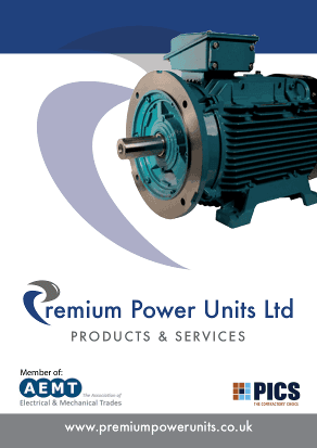 Premium Power Units Ltd brochure