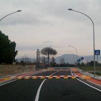 Segnaletica orizzontale a Santa Maria Capua Vetere