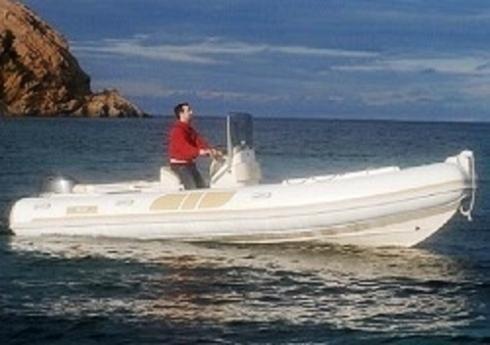 RIBMARINE 615 - RELAX FISHING