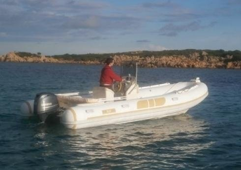RIBMARINE 615 - RELAX FISHING