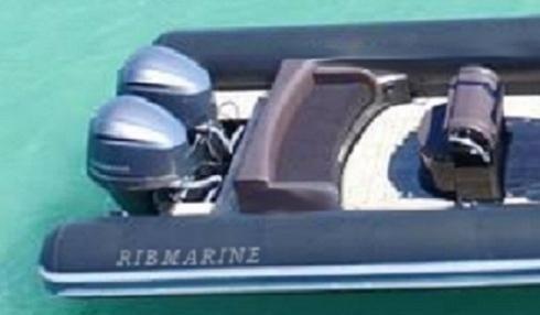 RIBMARINE 1025 - PORT