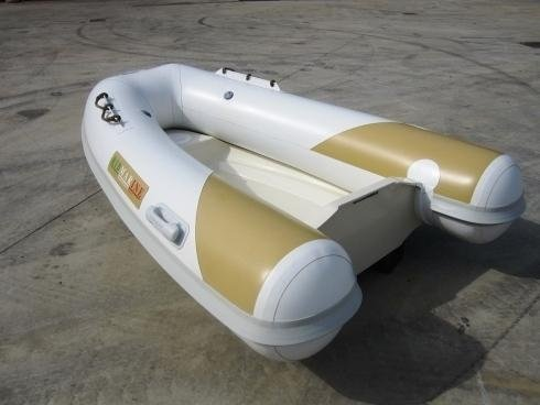 RIBMARINE 245 - SAFE RUBBER DINGHIES