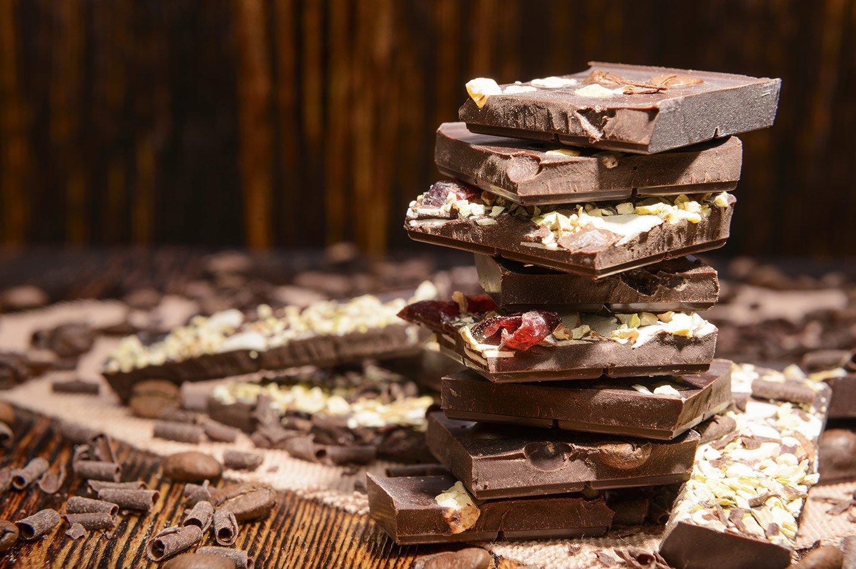 Cioccolatini a Potenza