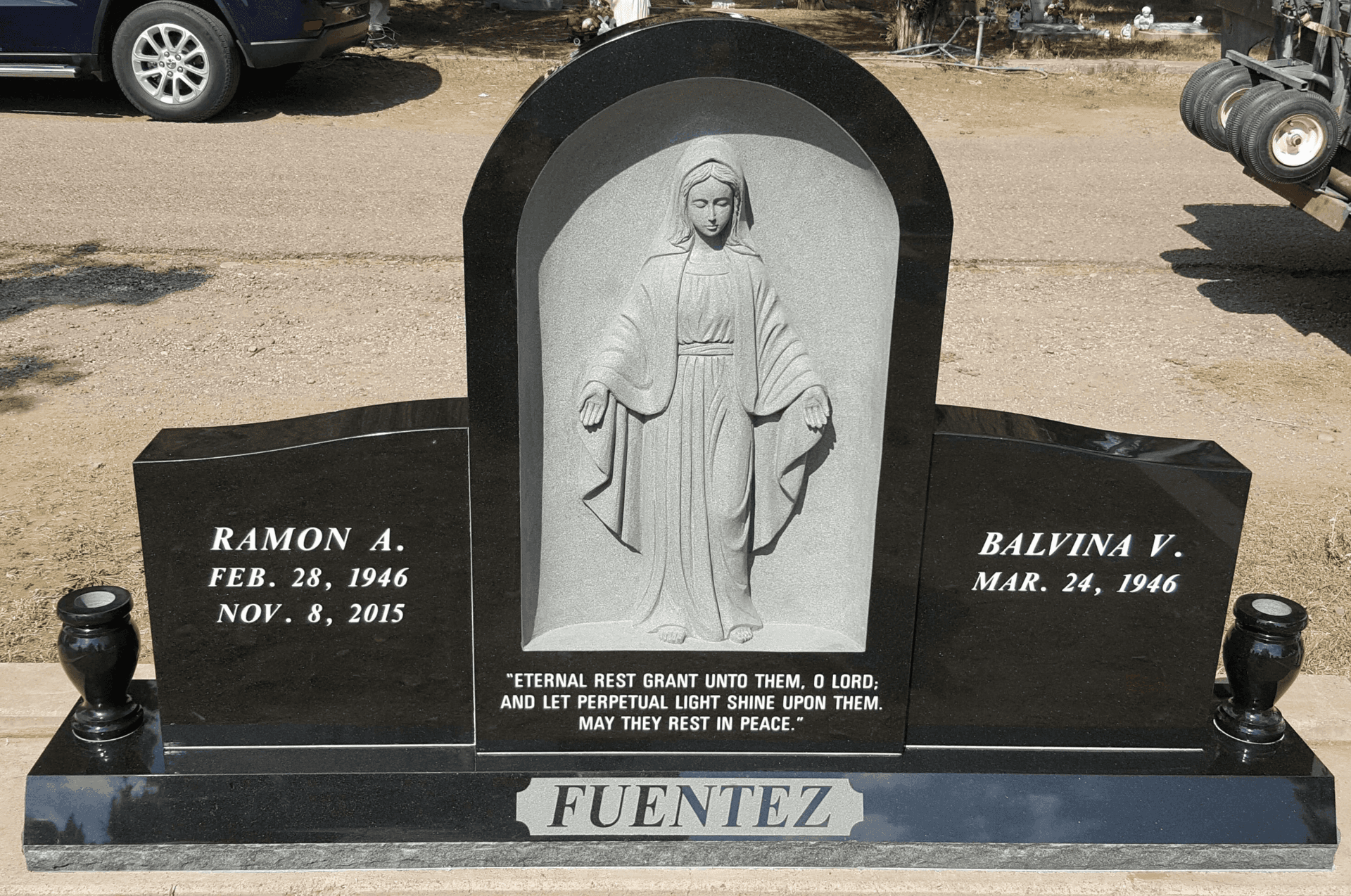 Sheppard memorials inc custom headstones odessa tx granite custom headstones in the crane tx and odessa tx areas jeuxipadfo Gallery