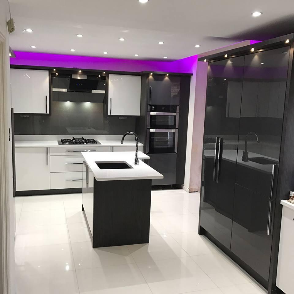 Kitchen And Bath Ideas: Kitchen And Bathroom Designs